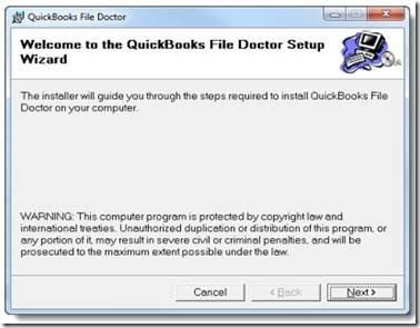 Restore Quickbooks File