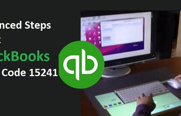 QuickBooks Error Code 15241: Payroll Update Repair (Guide For Windows Users)