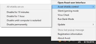 Disable antivirus: Youtube Quickbooks error 1321